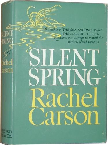 Rachel Carson's seminal book.